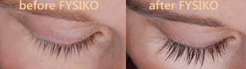 before-and-after-fysiko-eyelash-serum