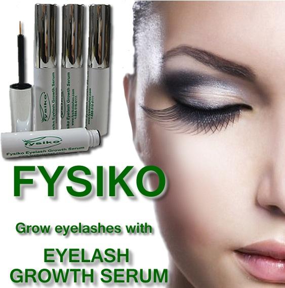 Fysiko Eyelash Growth Serum Ingredients