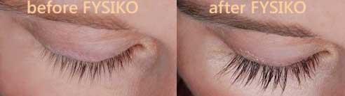 before-and-after-fysiko-eyelash-serum